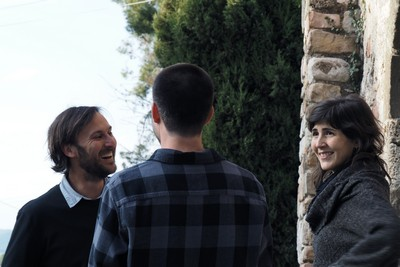 Marc, Oriol y Laia Replantegem