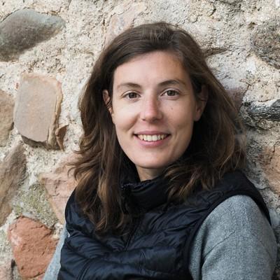 Mariona Ferrandiz Biòloga i doctora en Ecologia
