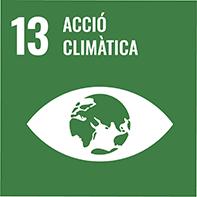 ODS 13 Acció climàtica