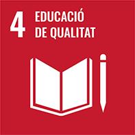 ODS 4 Educació de qualitat
